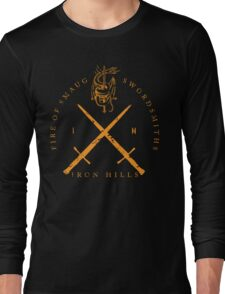 Fire of Smaug Swordsmiths Long Sleeve T-Shirt