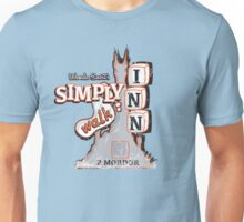 Simply Walk Inn Unisex T-Shirt