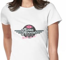 Minnie's Diner Womens Fitted T-Shirt