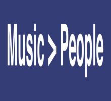 Music > People by Nicky Spencer