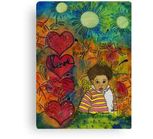 ... and Everything Nice Canvas Print