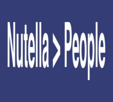 Nutella > People by Nicky Spencer