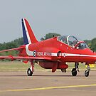 The Red Arrow by Barrie Woodward