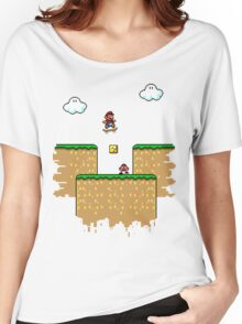Super Ollie Bros Women's Relaxed Fit T-Shirt