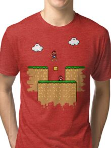 Super Ollie Bros Tri-blend T-Shirt