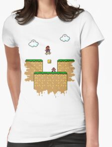 Super Ollie Bros Womens Fitted T-Shirt
