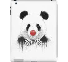 Clown panda iPad Case/Skin