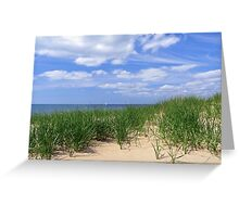 Sailing With The Windward Sky Greeting Card