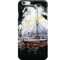 Sail boat iPhone Case/Skin