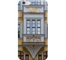 Barthels Hof, Leipzig, inner courtyard detail iPhone Case/Skin