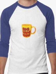 Big Hug Mug Men's Baseball ¾ T-Shirt