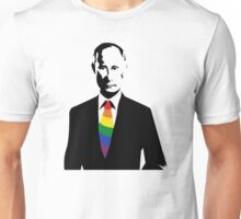 Putin LGBT Supportive Tie Unisex T-Shirt