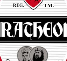 Baratheons Beer Sticker