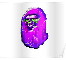 Keith Ape Poster
