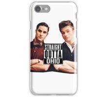 Straight outta Ohio iPhone Case/Skin