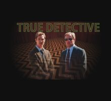 True Detective / Twin Peaks by thetruereaven