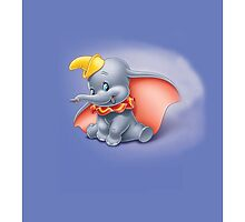 Disney Dumbo by N1K0VE