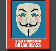 #in case of revolution by brendonbusuttil
