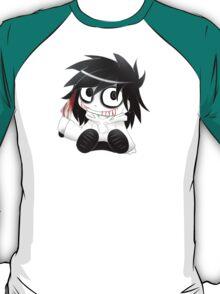 Chibi Jeff The Killer T-Shirt