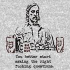 Rust Cohle by metalroses