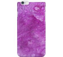 Petal Raindrops phone case for iPhone iPhone Case/Skin