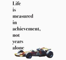 Bruce McLaren Quote by Nutria