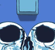 Mega Death [No Text] Sticker