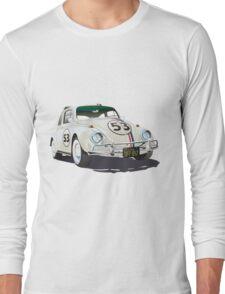 Herbie The Beetle Long Sleeve T-Shirt