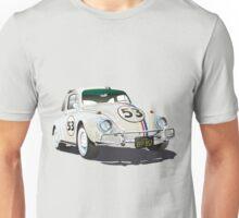 Herbie The Beetle Unisex T-Shirt