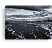 View from Mordor Canvas Print