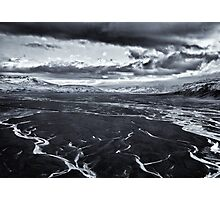 View from Mordor Photographic Print