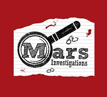 Mars Investigations by LimitLyss