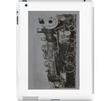 1st Texas steam train iPad Case/Skin