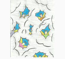 Angels Peeking Though the Clouds Unisex T-Shirt