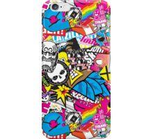 ZILLA Stickerbomb Phone case iPhone Case/Skin