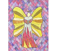 Fire Angel Photographic Print