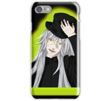 Undertaker - Black Butler - Fan Art iPhone Case/Skin