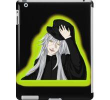 Undertaker - Black Butler - Fan Art iPad Case/Skin
