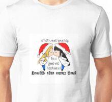Christmas Calzona - Junior High Make Out Unisex T-Shirt