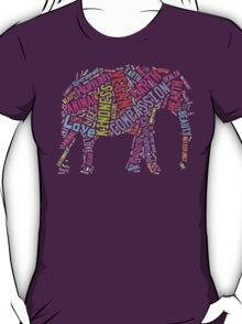 Vegan Elephant T-Shirt
