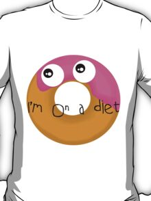 Donut - I'm on a diet T-Shirt