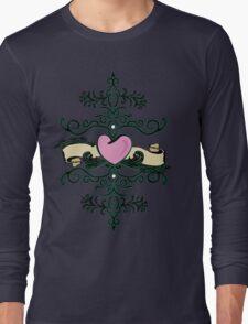 Heart Vine Long Sleeve T-Shirt