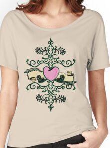 Heart Vine Women's Relaxed Fit T-Shirt