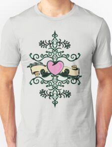 Heart Vine Unisex T-Shirt