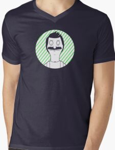 Hit the Brakes! Mens V-Neck T-Shirt