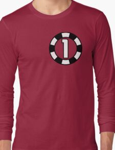 The Red Line Long Sleeve T-Shirt