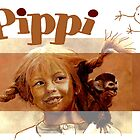 Pippi Longstocking - the fan version by ARTito