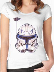 Rex Women's Fitted Scoop T-Shirt