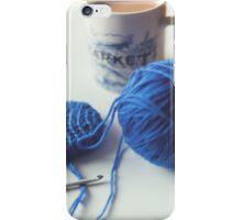 Crochet & Chai iPhone Case/Skin