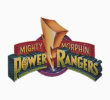 Mighty Morphin Power Rangers! by Jadethomas21